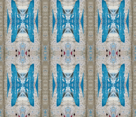 Regression at St. Augustin, Paris, variation 2-large fabric by susaninparis on Spoonflower - custom fabric