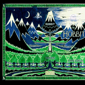 The Hobbit - Fat Quarter cushions