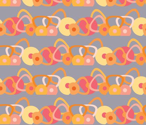More Kettlebell! fabric by owlandchickadee on Spoonflower - custom fabric