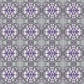 Plum Geometric 4 © Gingezel™ 2013