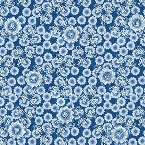 floral_paper_-_blue