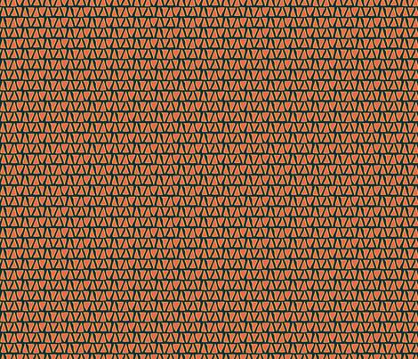 Small Desert Triangles fabric by joyfulroots on Spoonflower - custom fabric
