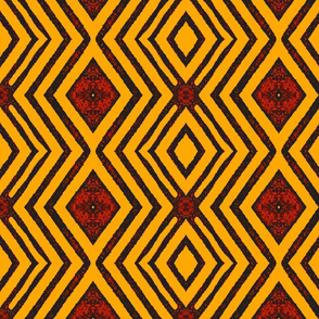 Thinking of Kuba Cloth Today