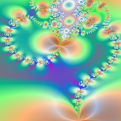 fractal heart