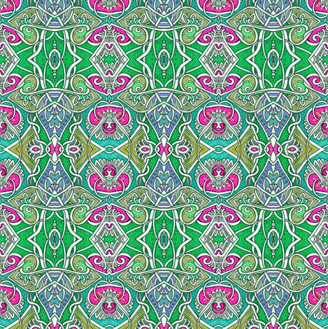 Vacation in Kahramanmaraş fabric by edsel2084 on Spoonflower - custom fabric