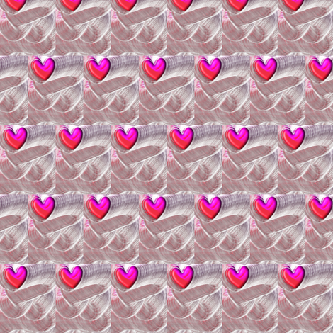 Expanded_heart fabric by craftygranny on Spoonflower - custom fabric