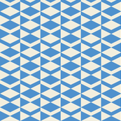 Bow ties- blue/cream