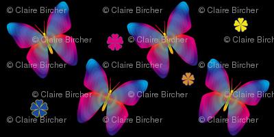 Butterfly Glow Medium