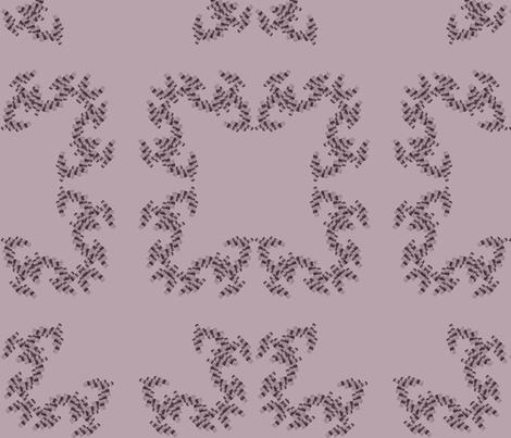 Brick Ornament fabric by findbigdetails on Spoonflower - custom fabric