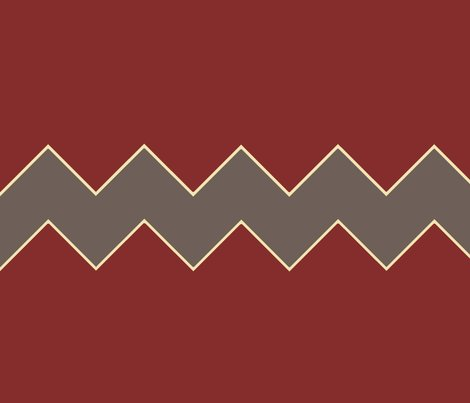 Grey_and_red_chevron_shop_preview