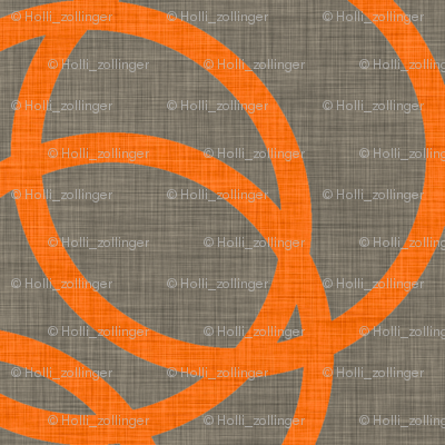 orange_circles_linen