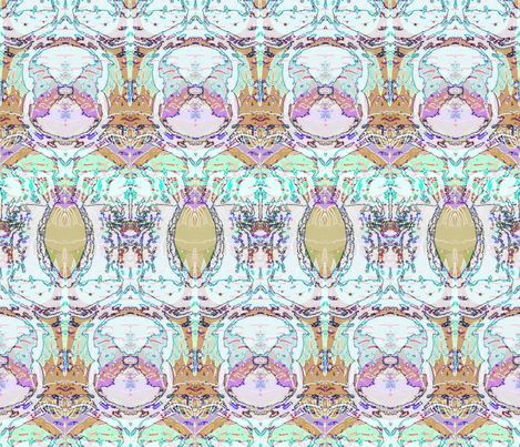&quot;Capital Distinction&quot; fabric by elizabethvitale on Spoonflower - custom fabric