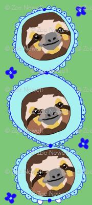 Friendly Sloths