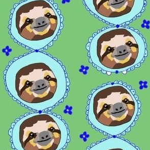 Friendly Sloths