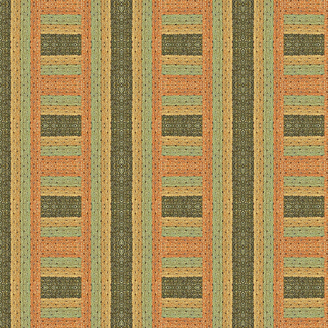 knubby stripe squared fabric by materialsgirl on Spoonflower - custom fabric