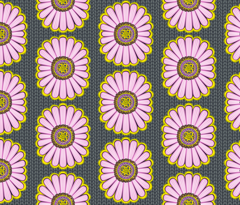 Believe_main_grey fabric by mindsthatcreate on Spoonflower - custom fabric