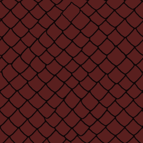 Brown Snake Skin Scales fabric by yomarie on Spoonflower - custom fabric
