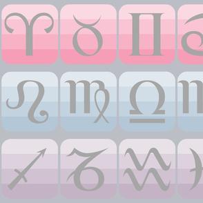Zodiac Ombre