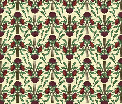 Rrrwaratah-fabric-12-dk-red-waratahs-on-ivory_shop_preview