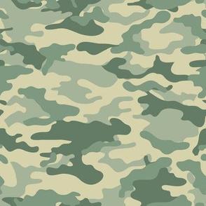 Camouflage commando army Universal seamless pattern