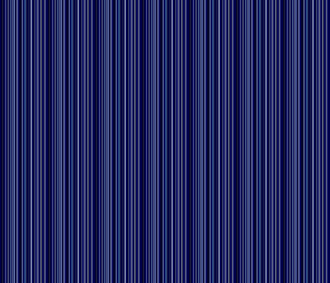 Navy With White and Blue Stripes © Gingezel™ 2013 fabric by gingezel on Spoonflower - custom fabric