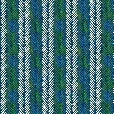 Vaballathus Stripes of Pine fabric by siya on Spoonflower - custom fabric