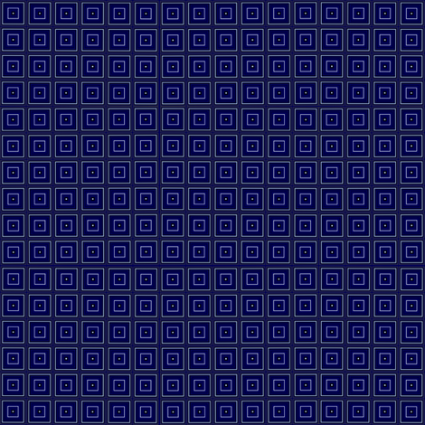 Simple Navy Squares © Gingezel™ 2013 fabric by gingezel on Spoonflower - custom fabric