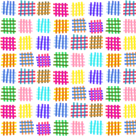 Marker Hash Picnic fabric by ravenous on Spoonflower - custom fabric