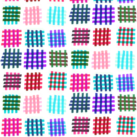 Marker Hash Sweet fabric by ravenous on Spoonflower - custom fabric