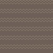 Zigzag in grey