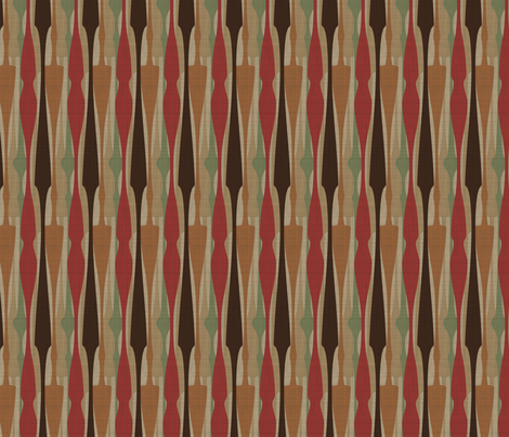 Balustrade fabric by motiver on Spoonflower - custom fabric