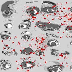 Murder Mystery Fabric