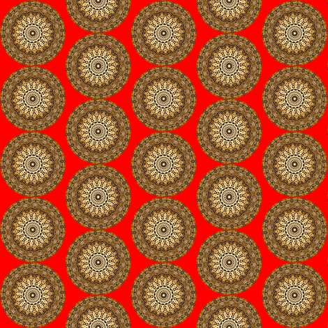 Leopard Lace 1 fabric by dovetail_designs on Spoonflower - custom fabric
