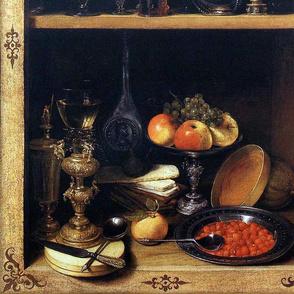 Georg Flegel ~ Cabinet