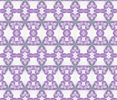 Kaleidescope 0301 fabric by wyspyr on Spoonflower - custom fabric