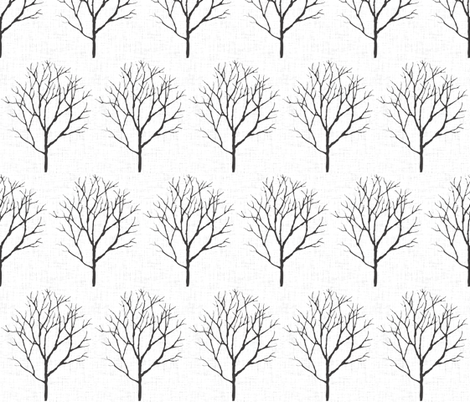 tree_speckled fabric by holli_zollinger on Spoonflower - custom fabric