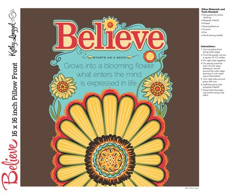 Believe_brown_pillow_16x16-kona_shop_preview