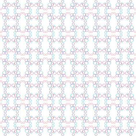 Pastel Circles fabric by empireruhl on Spoonflower - custom fabric