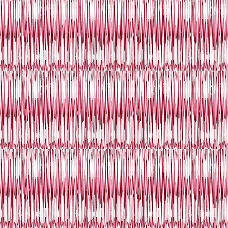 pink and white stripes fabric by dk_designs on Spoonflower - custom fabric