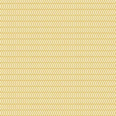 Mini chevron cornsilk fabric by cjldesigns on Spoonflower - custom fabric