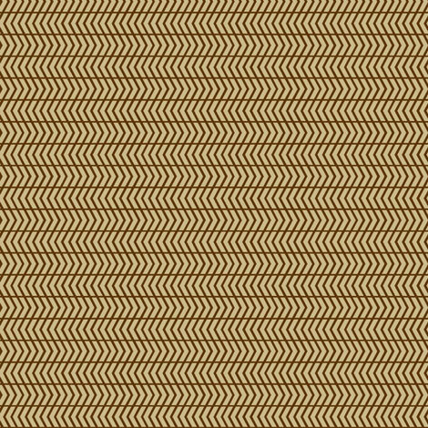 mini chevron brown