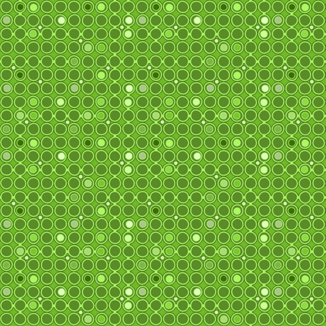 dots_de_la_green fabric by glimmericks on Spoonflower - custom fabric