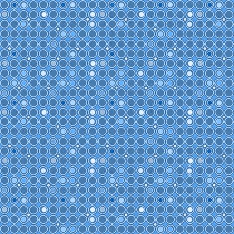 dots_de_la_blue fabric by glimmericks on Spoonflower - custom fabric