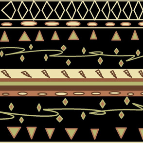 ZULU MUD CLOTH