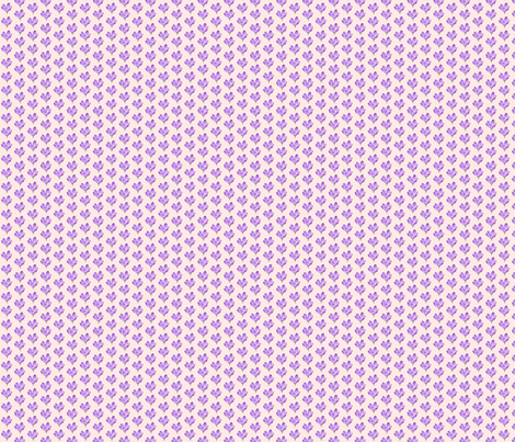 Crocus mini2_ fabric by koalalady on Spoonflower - custom fabric