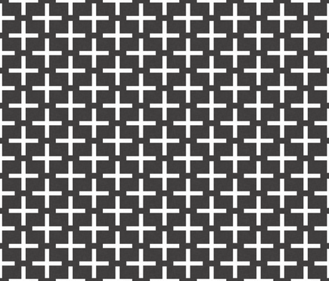 plus___white fabric by holli_zollinger on Spoonflower - custom fabric