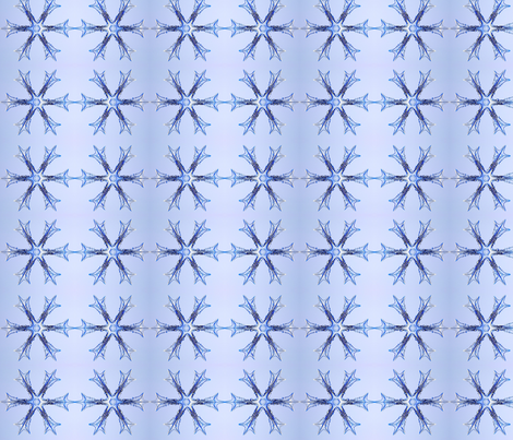 Schnee_3 fabric by nype on Spoonflower - custom fabric