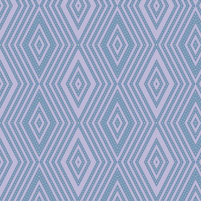 Orchid  Diagonal  Stripe