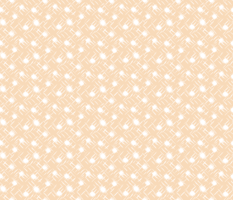 wind blown:dot:F8DA69 fabric by keweenawchris on Spoonflower - custom fabric