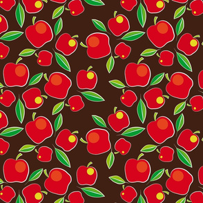 apples on...
